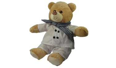 Un oso compañero con historia - La Confiteria