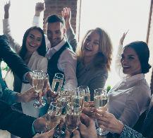 Cómo celebrar Amor y amistad en la oficina