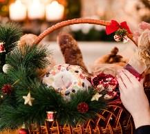Ancheta personalizada para regalar en Navidad