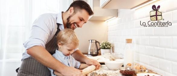 Lo importante es garantizar momentos inolvidables con papá.