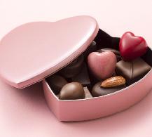 El chocolate es conocido por ser el dulce de la felicidad.