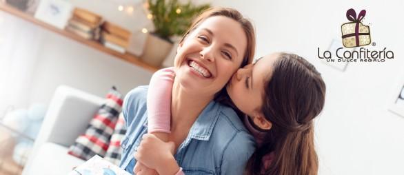 Aprovecha esta oportunidad para hacer sentir especial a mamá.