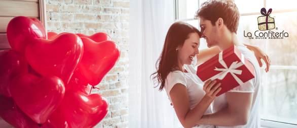 Regalos interesantes para el primer mes de novios - La Confiteria
