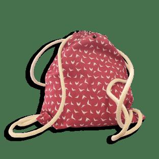 Regalos mochila estampada - alfajores