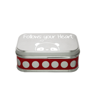 Caja personalizable - brownie