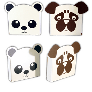 Caja Animals