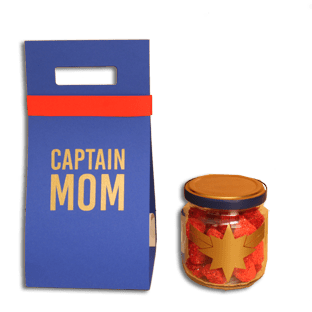 Combo Captain Mom