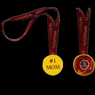 Medalla Para Mamá: Moritas
