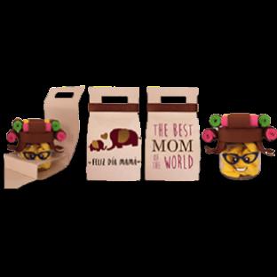 Mamá Coqueta: Bananas