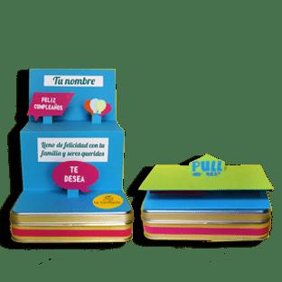 Caja Cumpleaños 3D