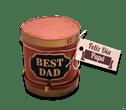 Detalle Barril: Best Dad
