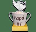 Trofeo para papá