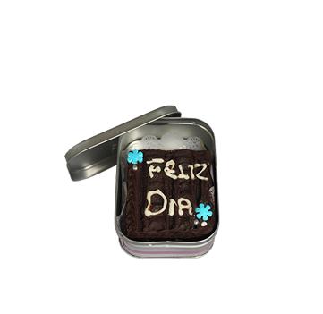Mini Speaker Box brownie