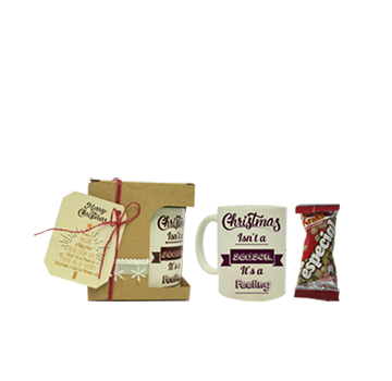 Regalo original feeling mug