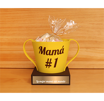 Trofeo para mamá