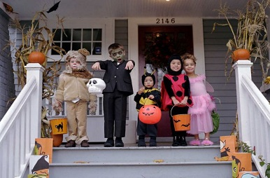 Conoce cómo se celebra Halloween en el mundo - La Confiteria