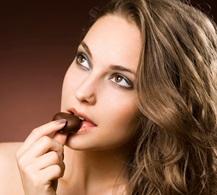 El chocolate es vitamina de nuestra felicidad - La Confiteria