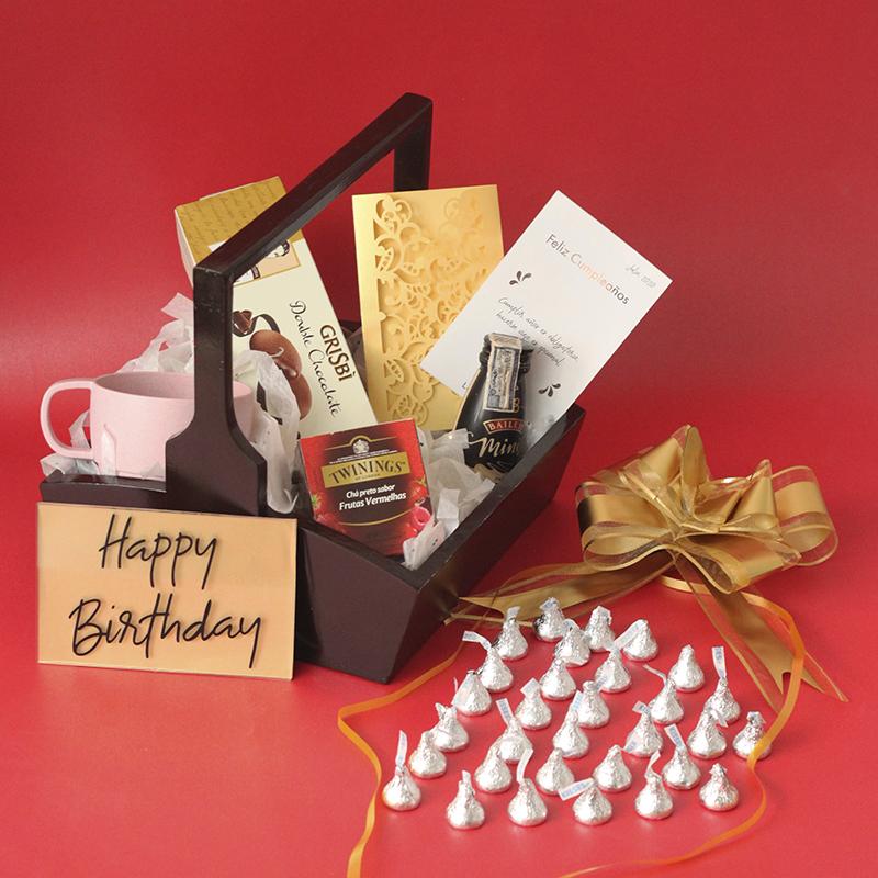 Kisses en tu Happy Birthday