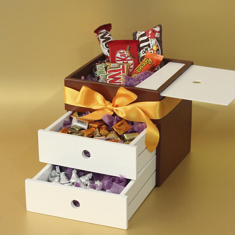 Quiero chocolates de regalo