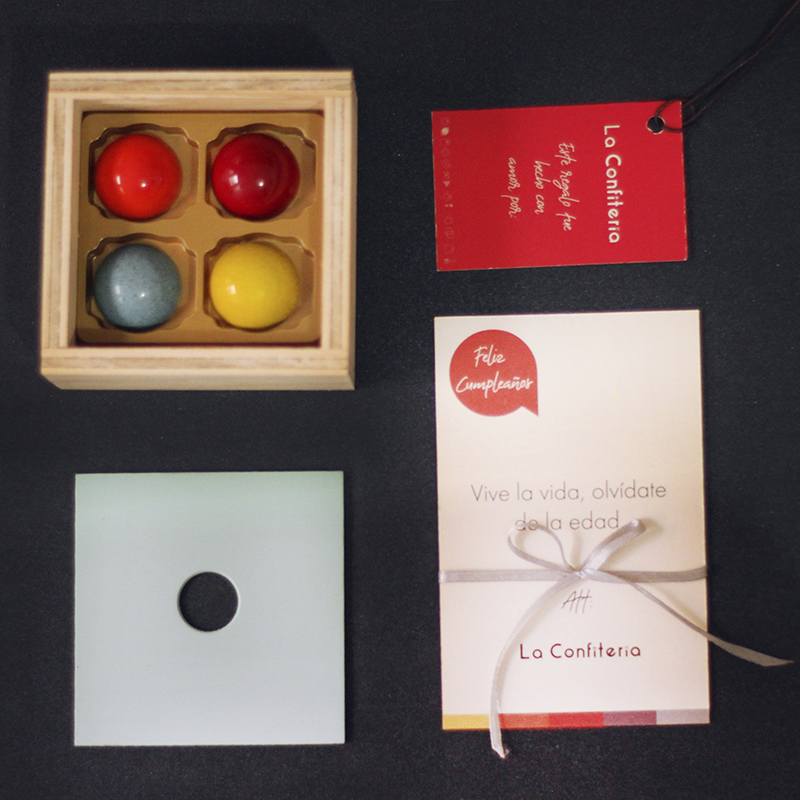 Trufas gourmet by 4